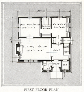 sears belmont first floor layout