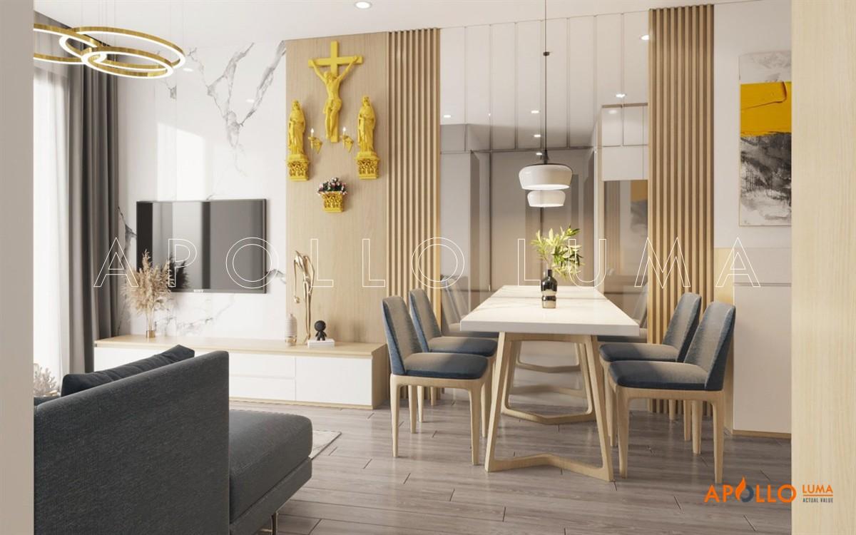 Apollo Luma - Thiết kế nội thất phong cách thanh lịch hàng đầu Việt Nam