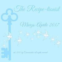 Le vostre ricette di MARZO-APRILE 2017