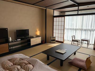 常盤ホテル 10畳和室