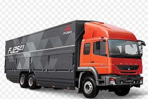 truk fuso box keluaran terbaru