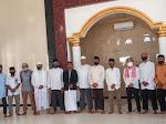 Walikota Bima Safari Jumat di Masjid Al Fatah Manggemaci dan Tinjau Ponpes LDII Al Azis