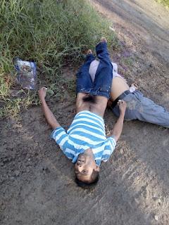 Localizan a dos ejecutados en Coatzintla