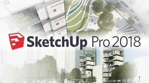 como descargar sketchup pro 2018