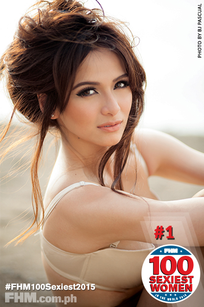 Jennylyn Mercado No. 1 Sexiest 2015 PHL