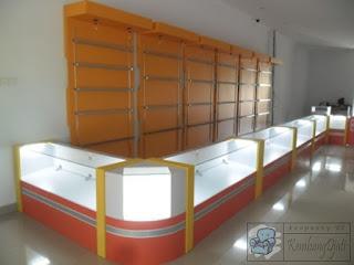Jual Etalase Display Online + Furniture Semarang