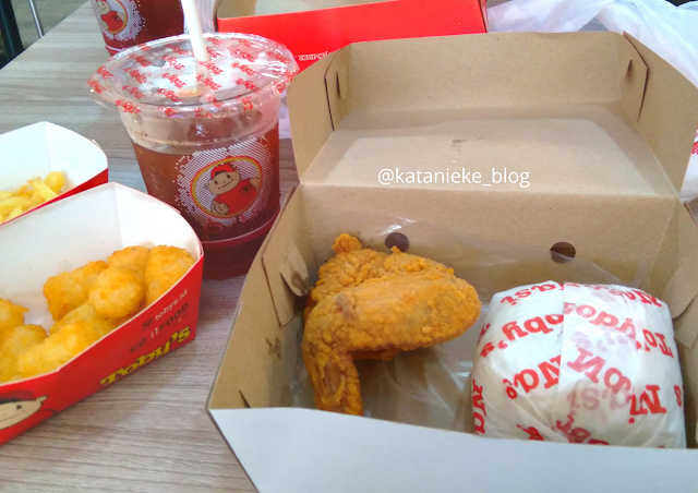 Tobys Fried Chicken Surabaya