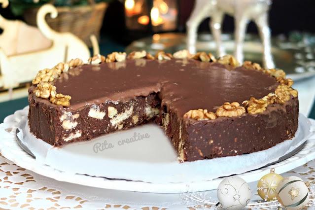 tort blok czekoladowy