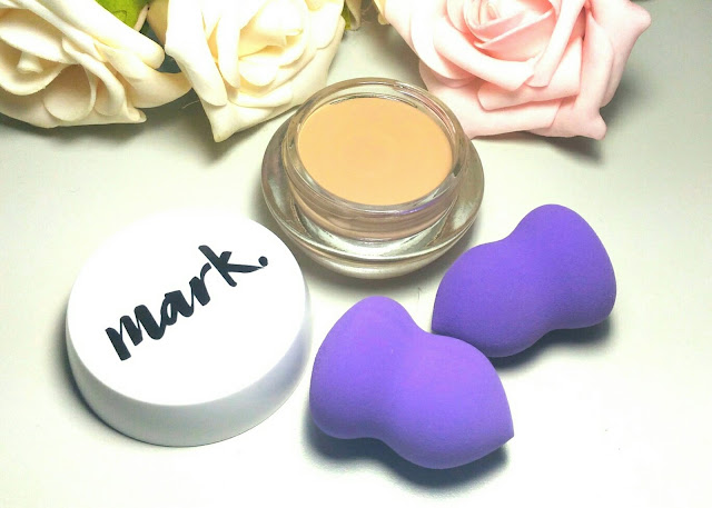 BASE MATTE MOUSSE MARK AVON