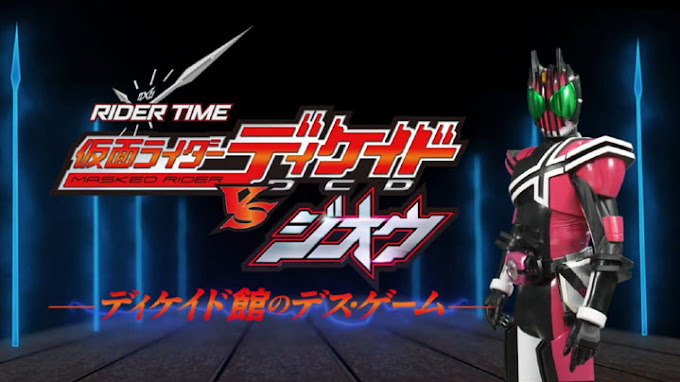 Rider Time Kamen Rider Decade vs Zi-O Episode 1 Subtitle Indonesia