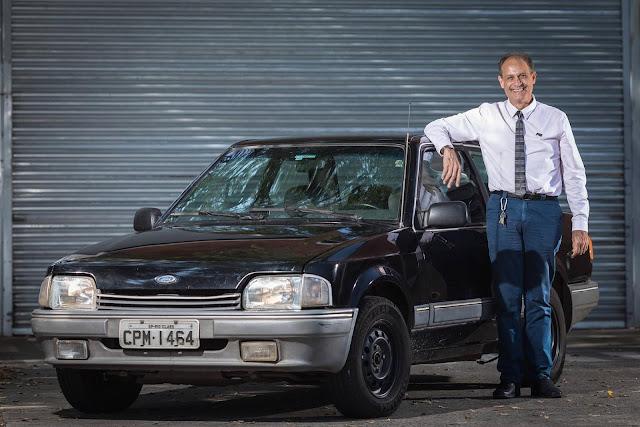 Ford Verona 1990 GLX 1.8 de Creso Peixoto