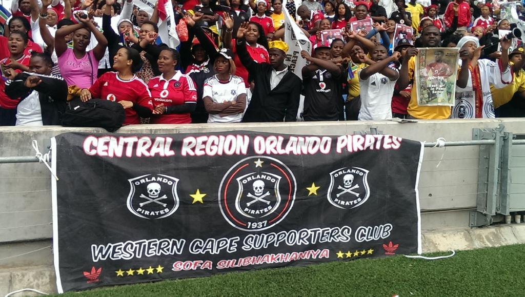 Orlando Pirates supporters are baying for blood