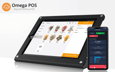 Aplikasi Omega POS