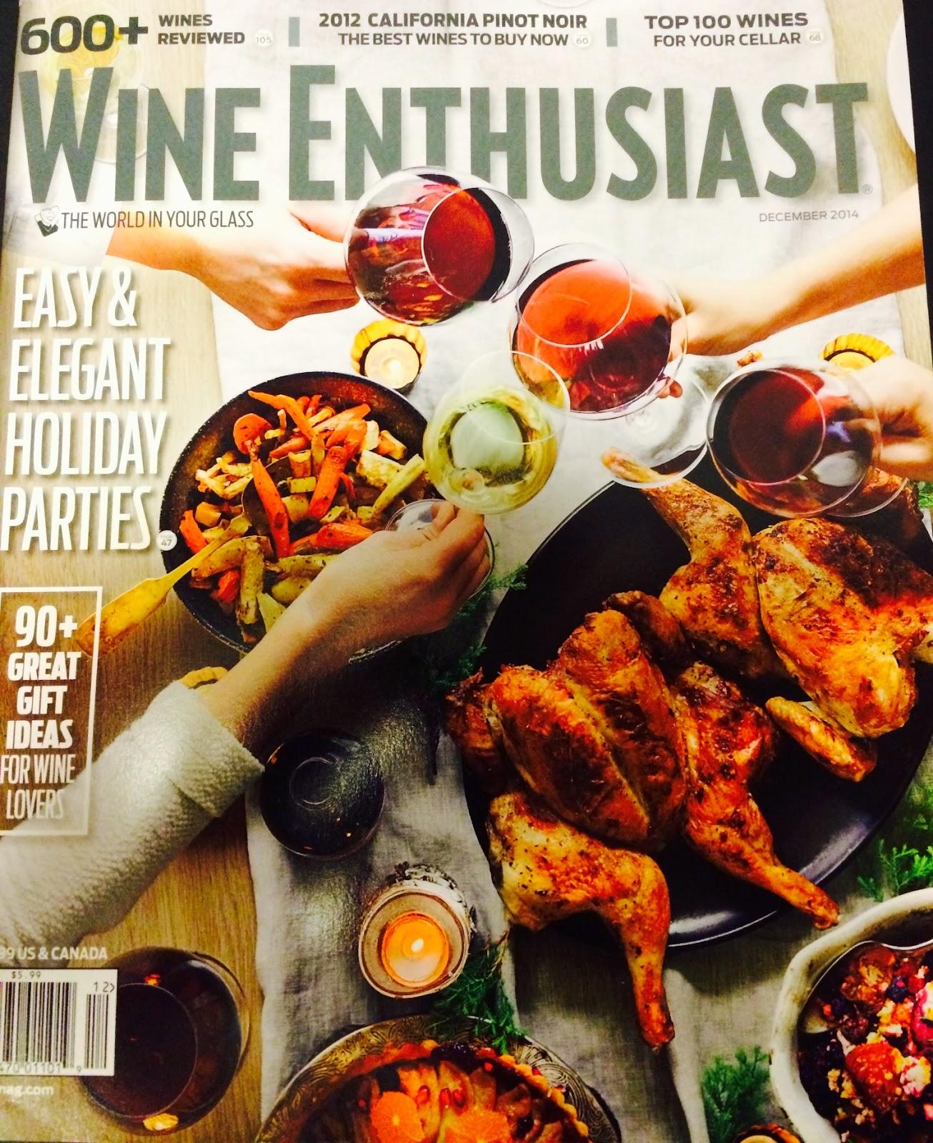Wine Press Magazine Long Island