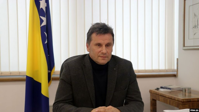 Primo ministro bosniaco arrestato, sospettato di corruzione per quanto riguarda l'acquisto di 100 respiratori dalla Cina