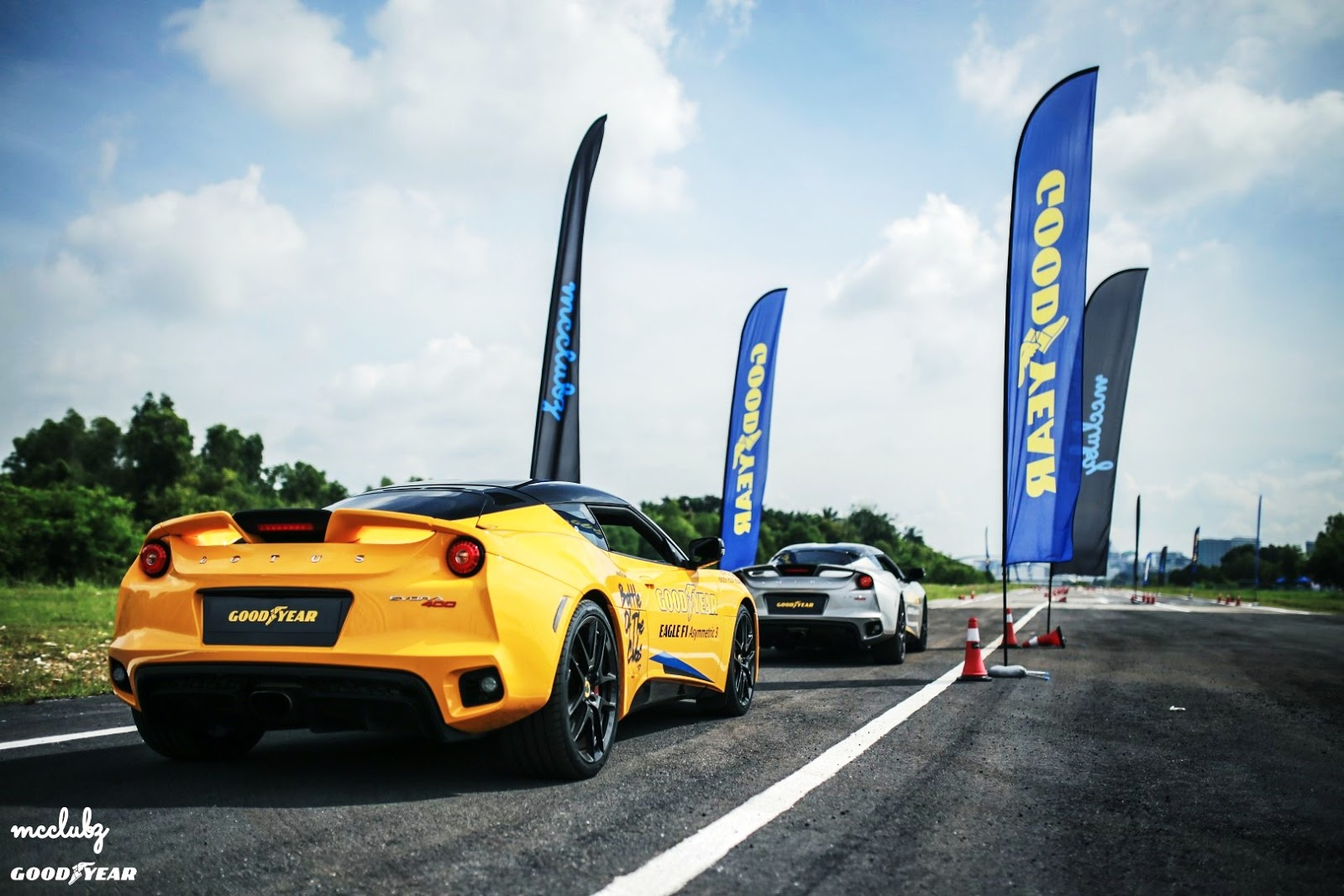 Goodyear Car >> Motoring Malaysia Happenings Battle Of The Clubs 2017 Goodyear