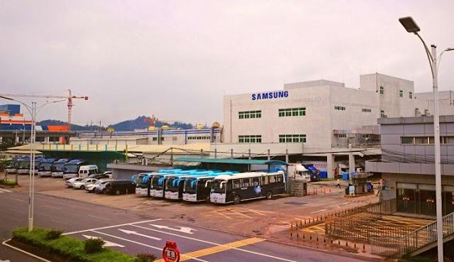 The Huizhou factory