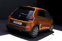 Renault Twingo GT (2017) Rear Side