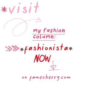 Love fashion?