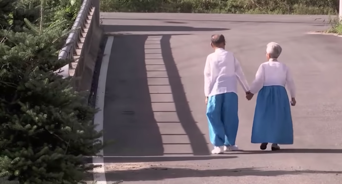 【紀錄片】《親愛的,不要跨過那條江》 細說韓國老夫妻的最後日子