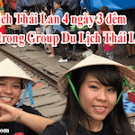 Review đi Thái Lan 4 ngày 3 đêm của bạn Ngọc Anh trong Group Du Lịch Thái