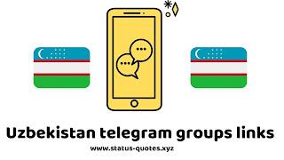 【TOP】Uzbekistan Programming Telegram Groups & Channels