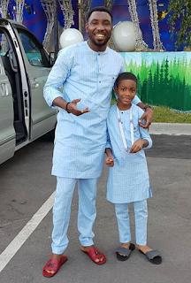 timi dakolo and son