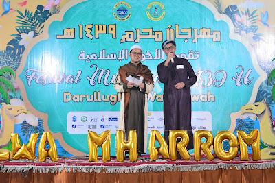 Santri Dalwa Semarakkan Tahun Baru Hijriah 1439 H