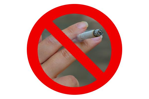Como deixou de fumar na gravidez