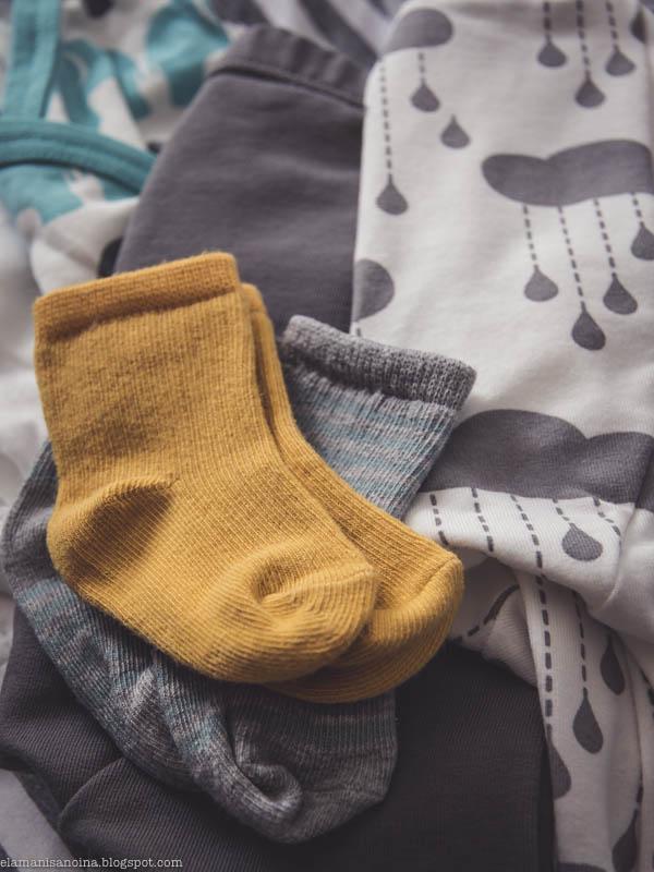 sairaalakassi vauvan kotiutumisvaatteet