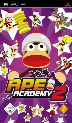 Ape Academy 2 PSP ISO