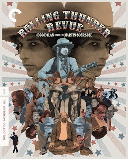 Rolling Thunder Revue - Cover