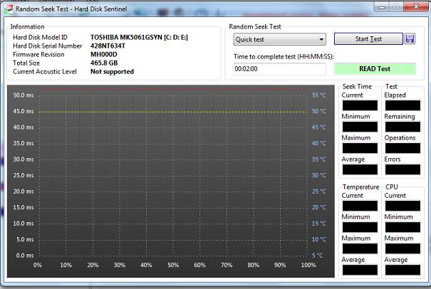 Download Hard Disk Sentinel - Kiểm tra và sửa lỗi ổ cứng máy tính b