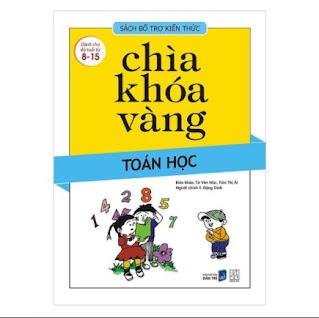 Chìa Khóa Vàng - Toán Học (Tranh Màu) ebook PDF-EPUB-AWZ3-PRC-MOBI