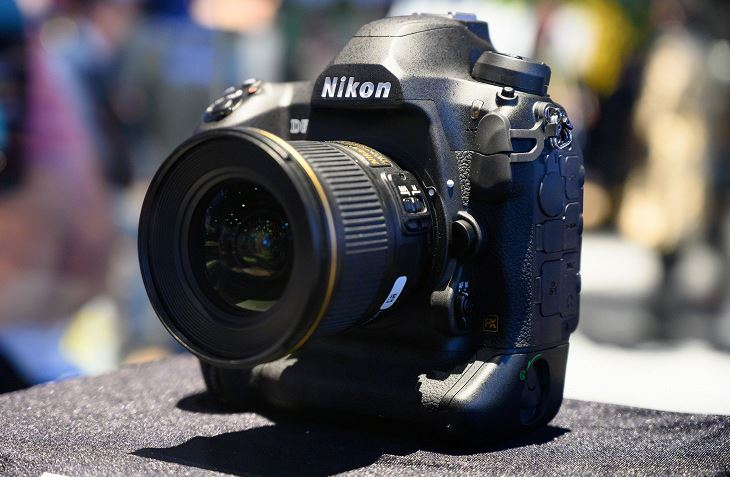 At CES 2020 showed the camera Nikon D6