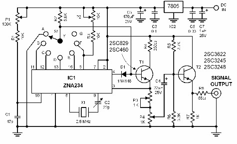 bw-tv-pattern-generator-circuit-diagram