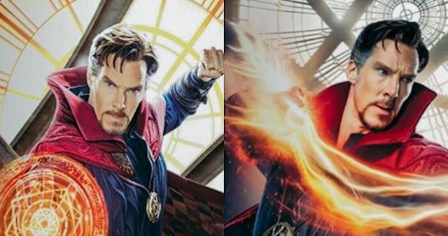 Últimas imágenes oficiales de Doctor Strange