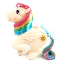 My Little Pony Starshine Year Two Rainbow Ponies I G1 Pony