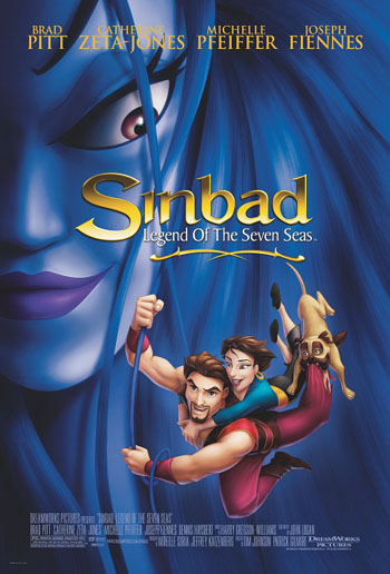 Sinbad: Legend of the Seven Seas 2003 Dual Audio ORG Hindi 720p BluRay 700MB ESubs poster