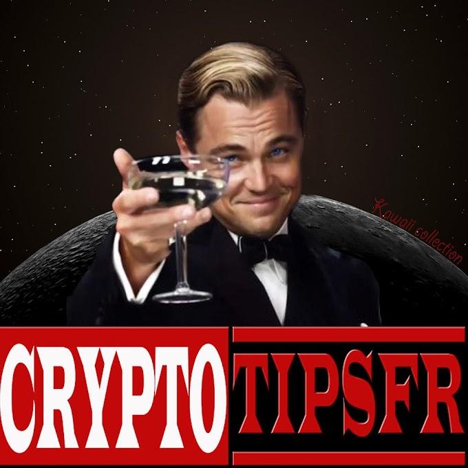 Cryptotipsfr Thank's Token, Cryptotipsfr Toast Token, and Kawaii X Cryptotipsfr Thank's Toast Token
