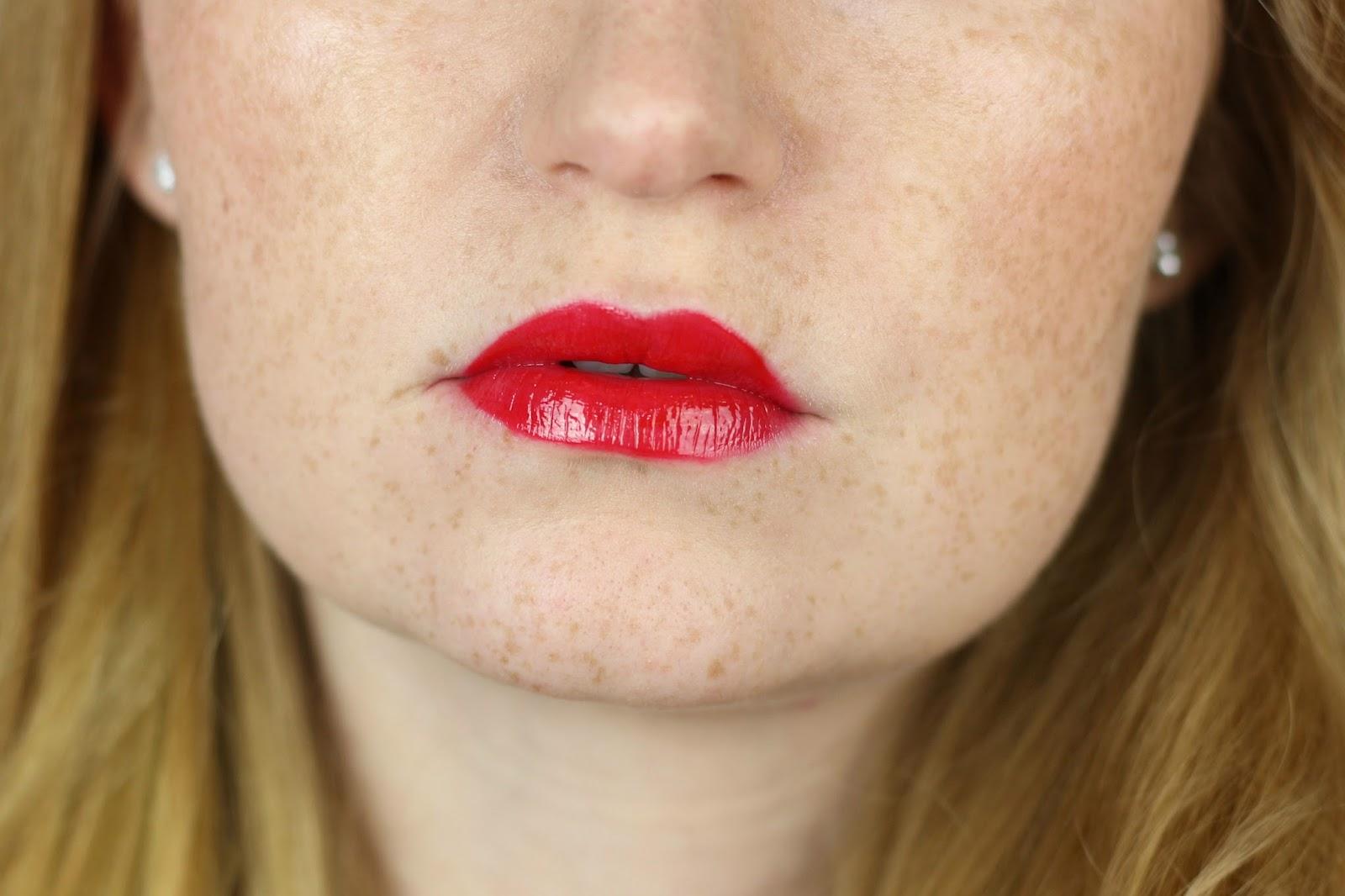 CATRICE, lipgloss, lippenstift, liquid lipstick, neues sortiment, neuheiten, review, rose your voice, Shine Appeal Fluid Lipstick Intense, swatches, the olympink games, vampired diaries, tragebilder,