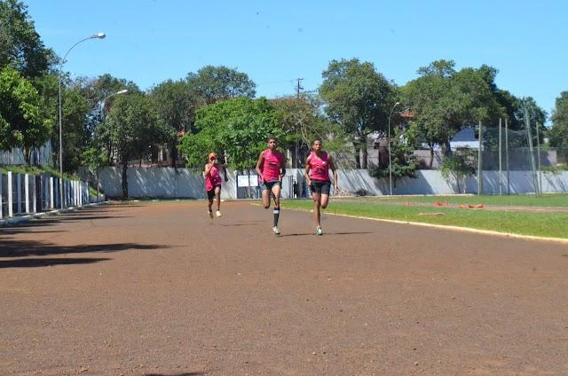 Pista de atletismo do Ginásio Costa Cavalcante será revitalizada