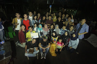 Launching Album JEF - Gawi Manuntung
