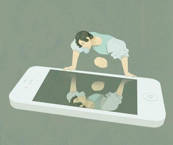 Byung-Chul Han : Los selfies son superficies hermosas de un yo vacío y completamente inseguro