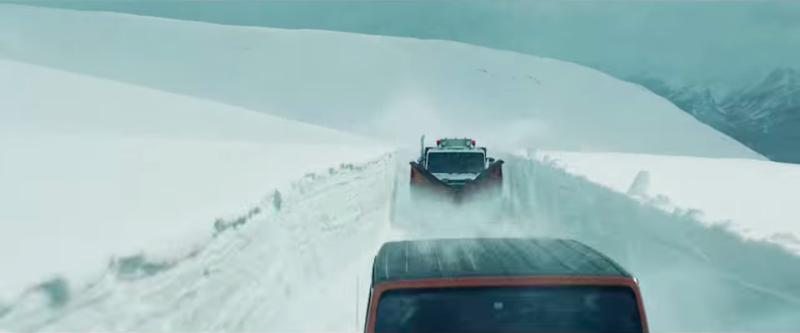 Movie : Cold Pursuit