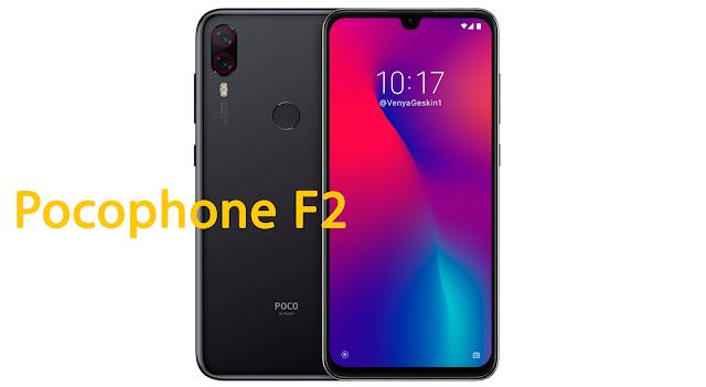 مواصفات الهاتفين Poco F2 و Poco F2 Lite (تسريبات).