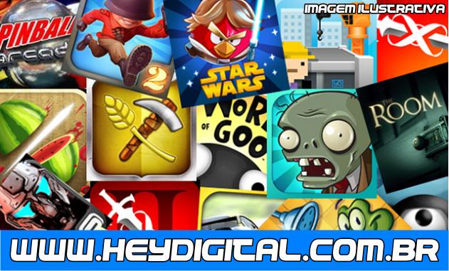 Melhores jogos offline para Android