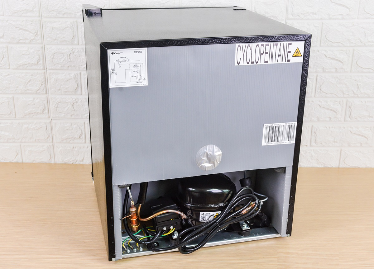 Độ ồn tủ lạnh mini Casper RO-45PB thấp