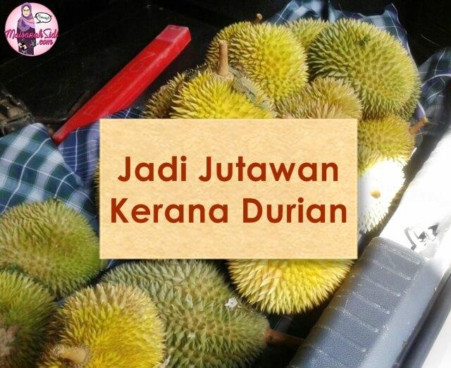 durian kampung