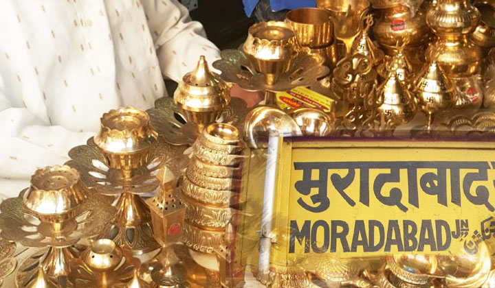 moradabad-brass-city